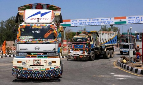 pak india trade relations Pak and india cause of tension india aims somehow india is fulfilling objective common problem solution of common problem.