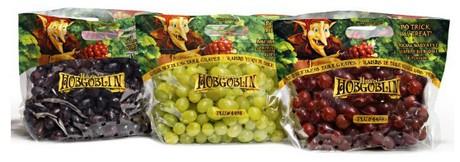 Harvest Hobgoblin To Dress Up Produce Aisles