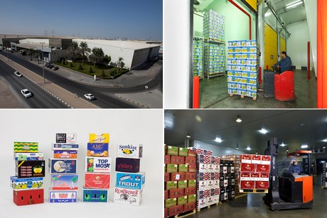 Pan Fresh one of the leading Middle East importers