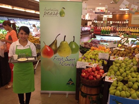 AU Pear Export Opportunities In Key Asian Markets