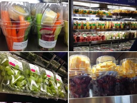 Dodger Stadium Healthy Food