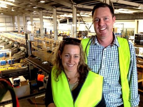 Queensland citrus growers launch facebook campaign
