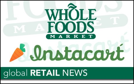 Instacart and Whole Foods promise to offer largest range of