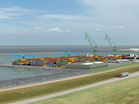 New port puts Flevoland on logistical map