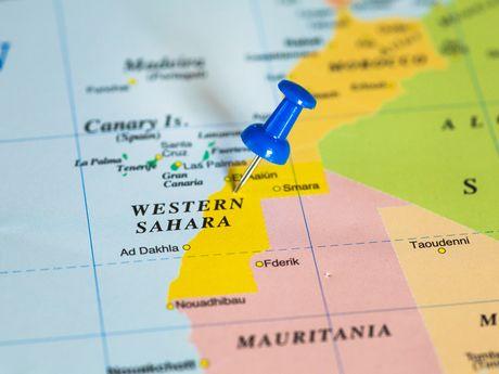 Status of Western Sahara driving a wedge between EU and Morocco