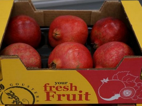 Greece: Organic pomegranate demand rising every year