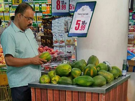Flexible packaging helps Indian papayas penetrate Dubai