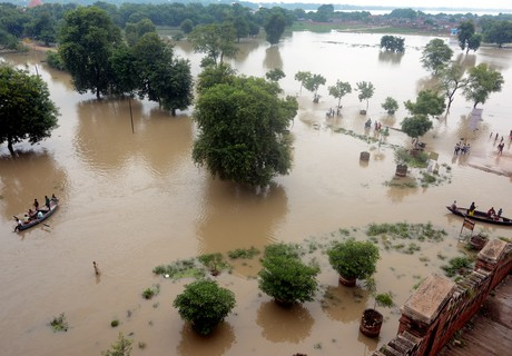 Floods Devastate Ag In Nepal India And Bangladesh