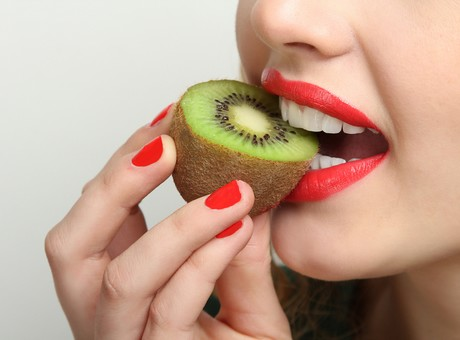 kiwi schale mitessen