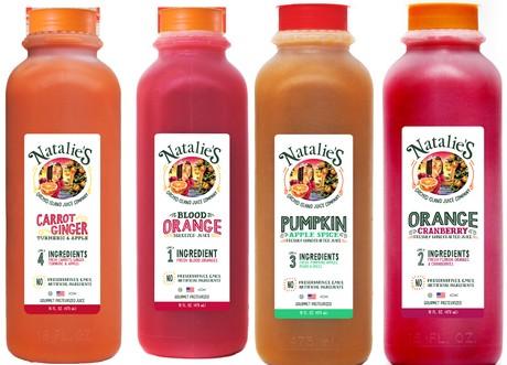 Freshplaza Com Seasonal Quartet Of Juices Featured At Pma