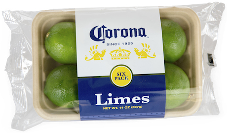 lime or lemon in corona