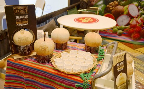 US company imports Thai coconuts you can drink from directly