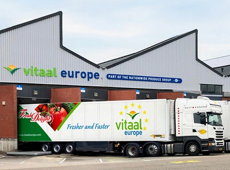 & Nationwide Produce expands Dutch operation