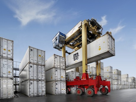 """MSC is investing in reefer cargo services"""""""
