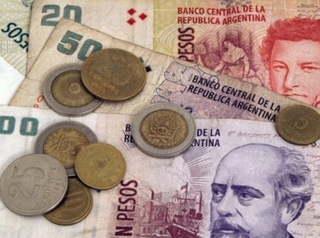 Loss Against The Dollar So Far In 2018 And Local Inflation Is Running At About 30 Percent A Year Raising Worries Health Of South American
