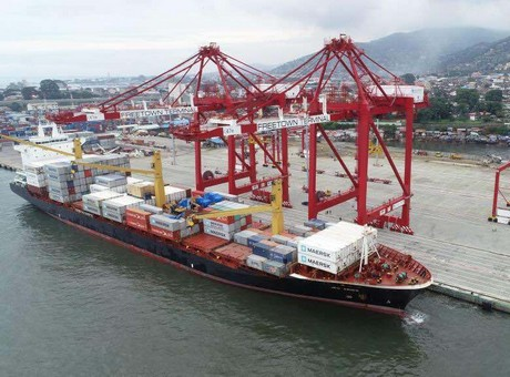 Bollore starts operating newly expanded port of Freetown